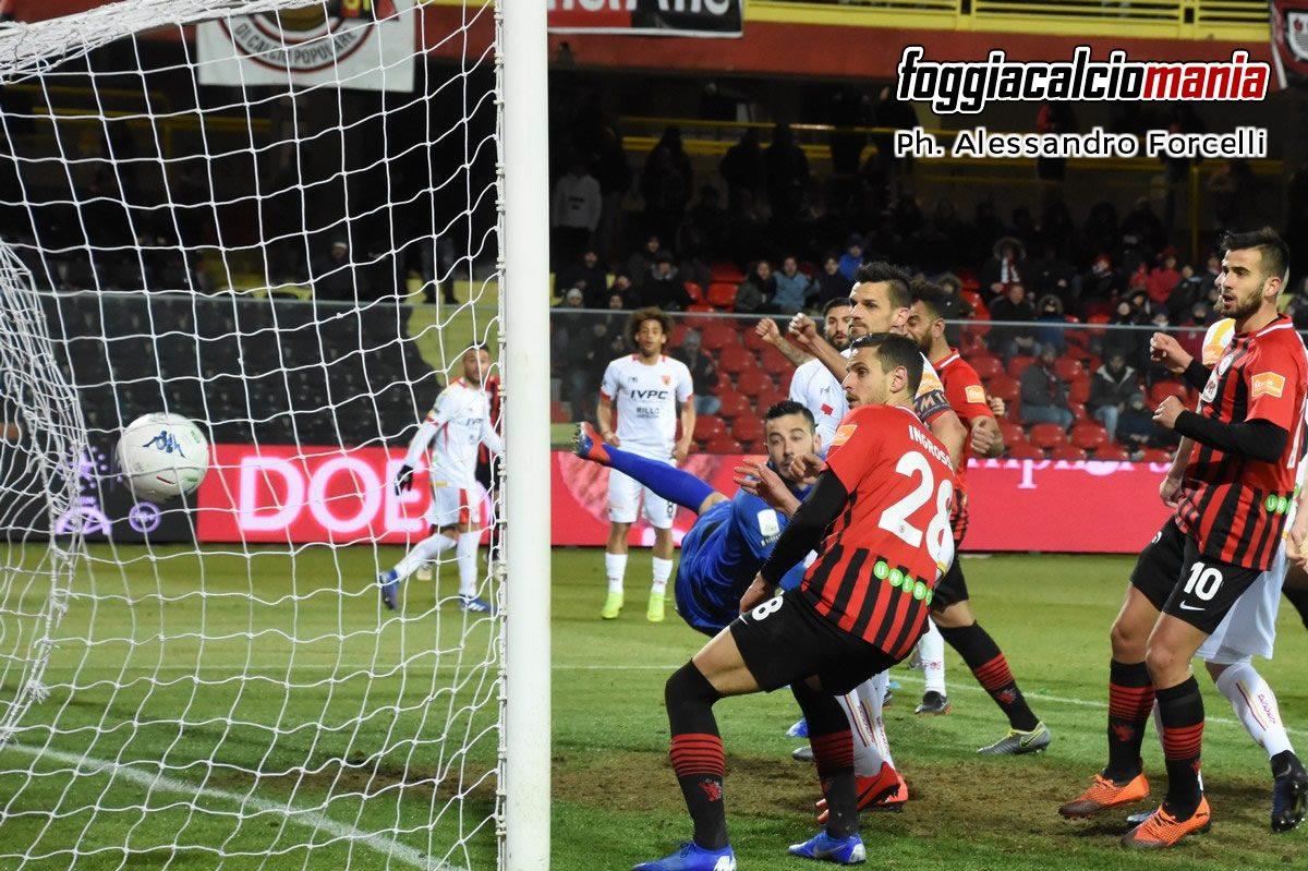 Serie B: Stagione 2018-2019 – Le foto di Foggia-Benevento