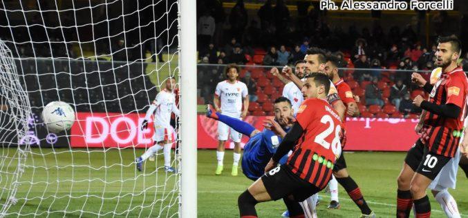 Al triplice fischio: Foggia – Benevento