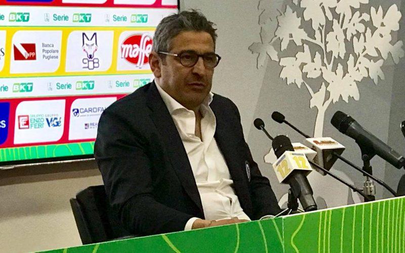 """Padalino: """"Lecce grande squadra"""". E sul suo ritorno al 'Via del Mare'…"""