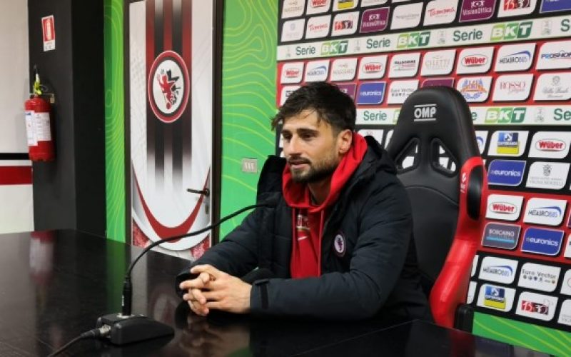 """Foggia, Gerbo: """"Partita approcciata benissimo. A Brescia per vincere"""""""