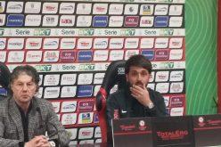 Conferenza stampa del presidente Fares e del tecnico Grassadonia