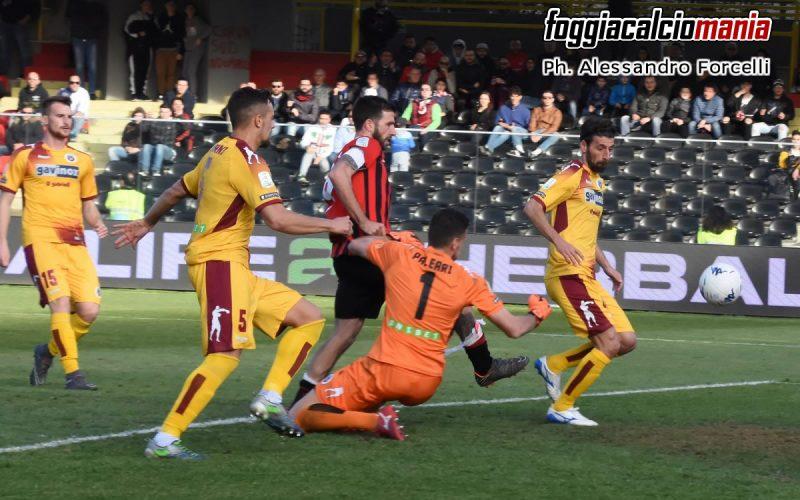 Le pagelle di Foggia-Cittadella – Mazzeo entra e cambia la gara, Tonucci sfortunato