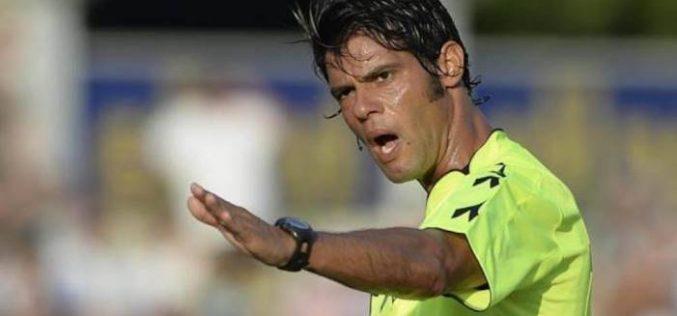 Lecce-Foggia dirige Luigi Nasca di Bari