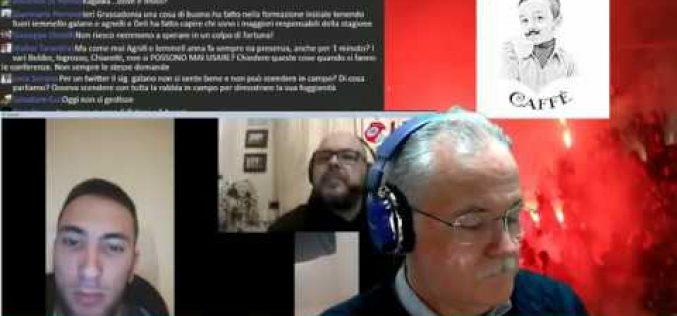 La partita dei Mitici: Brindisi-Foggia