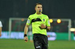 Foggia-Livorno dirige Francesco Fourneau di Roma 1