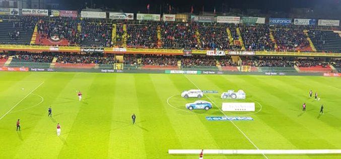 Foggia – Livorno 2 – 2 Un punto che serve a poco