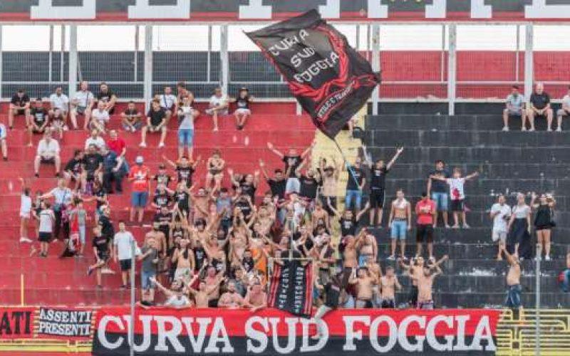 Foggia, oltre mille tifosi pronti a seguire la squadra a Venezia