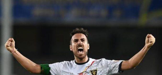 Lecce-Pescara 2-0: vittoria interna dei salentini ai danni del Delfino