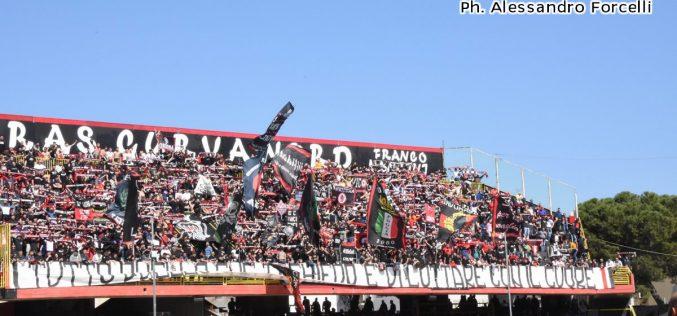 Foggia-Livorno: tutti allo Zac