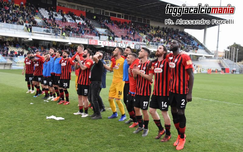 """Foggia, Greco: """"Prestazione importante ma il risultato ci penalizza"""""""