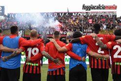 Foggia-Salernitana: le formazioni ufficiali