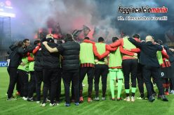 Al triplice fischio: Hellas Verona-Foggia