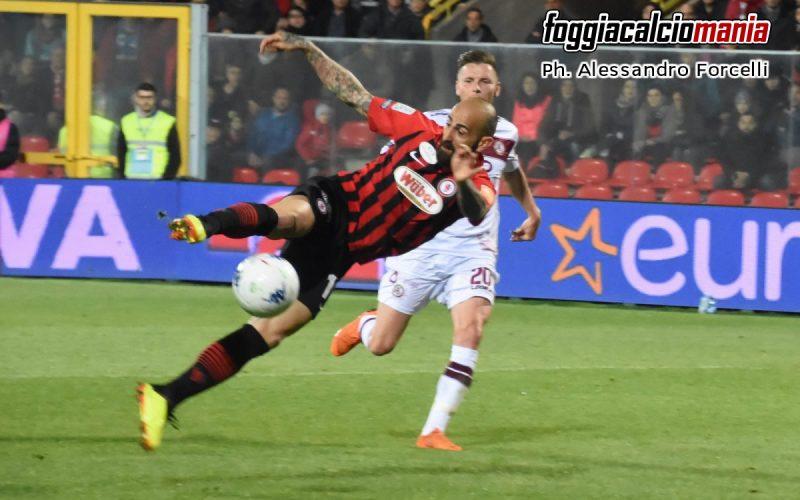 Reggina, l'obiettivo per l'attacco è Fabio Mazzeo del Foggia