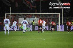2-2 da thriller tra Foggia e Livorno: l'ex Gori rimonta i rossoneri