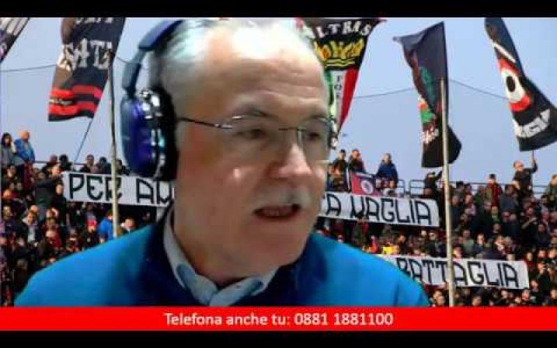 La partita dei Mitici – 226 – Stefano Salvi: se battiamo la Bari…