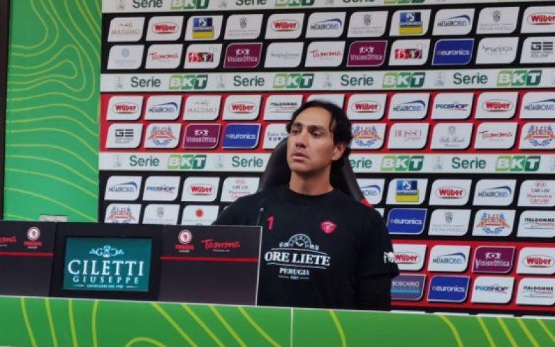 """Perugia, Nesta: """"Buon primo tempo, rigore inaspettato"""""""
