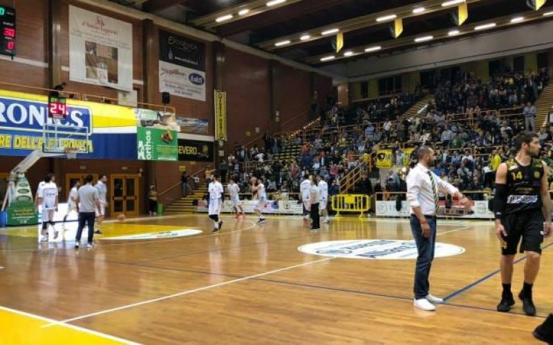 Basket, Play Off serie B: San Severo vola in semifinale!