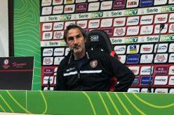 """Salernitana, Gregucci: """"Devo fare qualcosa, chiedo scusa a tutti"""""""