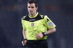 Hellas Verona-Foggia dirige Davide Ghersini di Genova