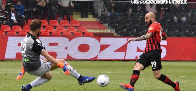 Foggia – Salernitana 3 – 1 Il Foggia ci crede, e torna alla vittoria