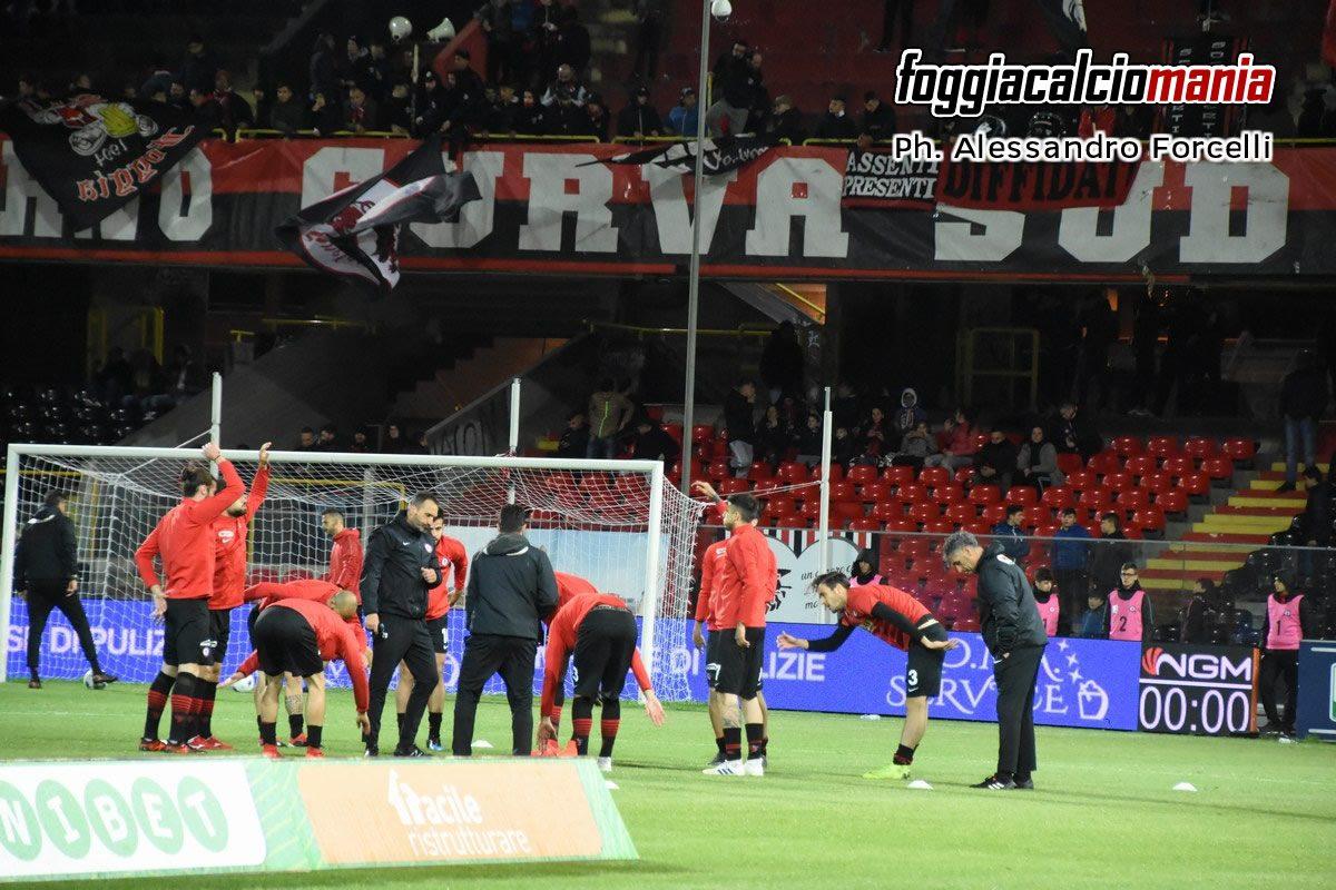 Serie B: Stagione 2018-2019 – Le foto di Foggia-Perugia