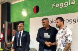 """Foggia, presentato Anelli: """"Qui come il Real Madrid"""""""