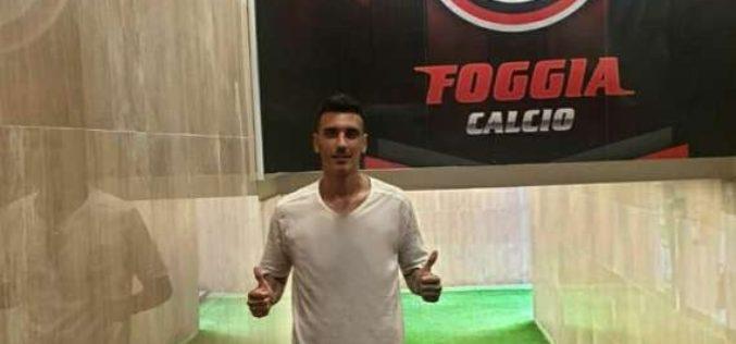 Ufficiale – Foggia, Maccarrone è un nuovo difensore rossonero