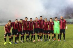 Brindisi-Foggia 0-1, Iadaresta all'ultimo respiro! Il derby di coppa è rossonero