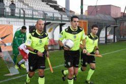 Fasano-Foggia dirige Giuseppe Vingo di Pisa