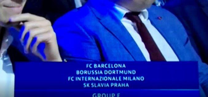 Champions League – Un altro girone di ferro per l'Inter
