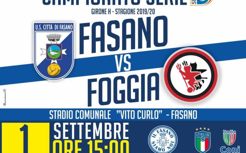 QUI FASANO – Conferenza stampa pre Fasano – Foggia