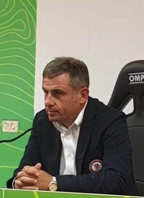 """Corda: """"Senza spese folli siamo riusciti a fare buon calcio"""""""