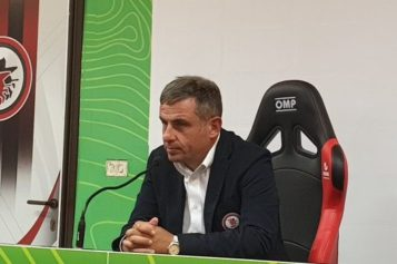 """Foggia, Corda: """"Con Manzo avevo discorsi in sospeso dall'anno scorso"""""""