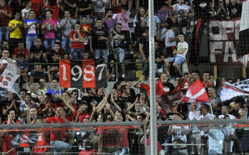 QUI NOCERA – Nocerina-Foggia, trasferta libera per i tifosi rossoneri