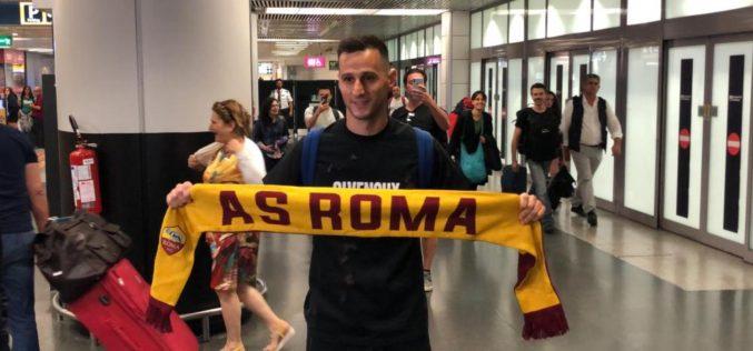 """Roma, Kalinic: """"Voglio giocare e non avere infortuni. Spero di fare bene"""""""