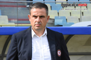 """Foggia, preparazione """"blindata"""" al derby contro il Taranto"""