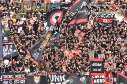 Foggia-Taranto: Formazioni ufficiali, Gibilterra già in campo