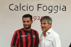 Calcio Foggia 1920, si presenta l'attaccante Loris Tortori. L'intervista