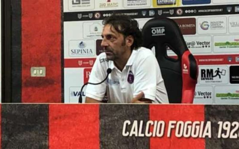 """Casarano, De Candia: """"Che personalità dei miei. Fumagalli ci ha chiuso la porta"""""""