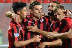 Foggia, è Gentile il bomber rossonero: sette gol finora tra campionato e Coppa