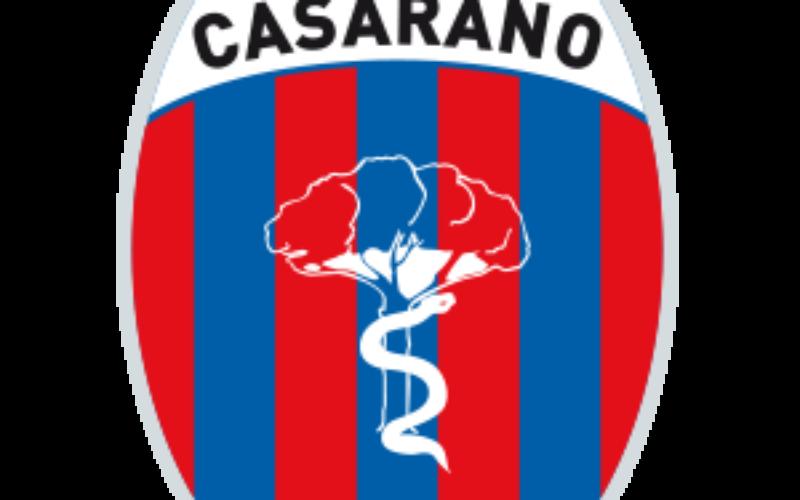 QUI CASARANO – Otto reti per i rossazzurri nel test con il Taurisano