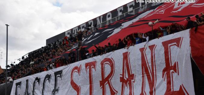 Brindisi-Foggia: vietata la trasferta ai tifosi rossoneri