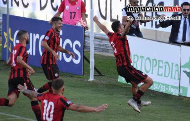 Serie D: Stagione 2019-2020 – Le foto di Foggia-Casarano
