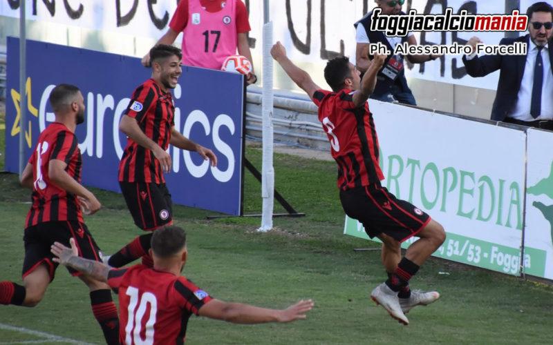 Serie D Girone H: Risultati e marcatori ottava giornata