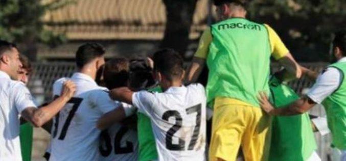 Nardò-Foggia 0-1, i tre punti portano la firma di Cittadino