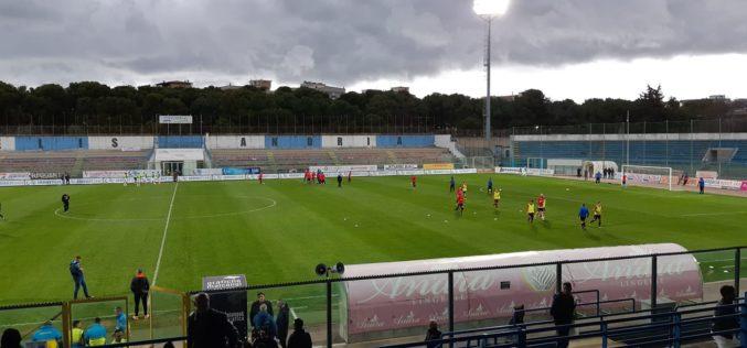 """Fidelis Andria-Foggia 1-2, al """"degli Ulivi"""" i rossoneri ritrovano i tre punti"""