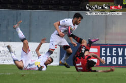 Foggia-Sorrento 0-2: i satanelli cadono in casa, Gentile sbaglia un rigore