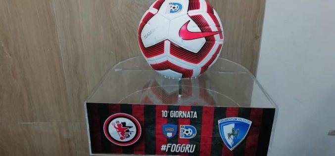 Foggia-Nocerina: le formazioni ufficiali