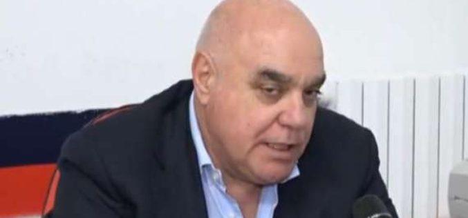 Clamoroso in casa Taranto: si dimette il presidente Giove!
