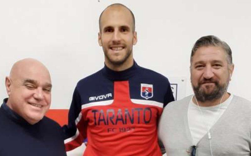 Taranto, arriva la firma di Kosnic